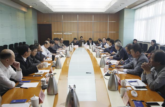 国家高度重视 机床行业发展座谈会在京召开